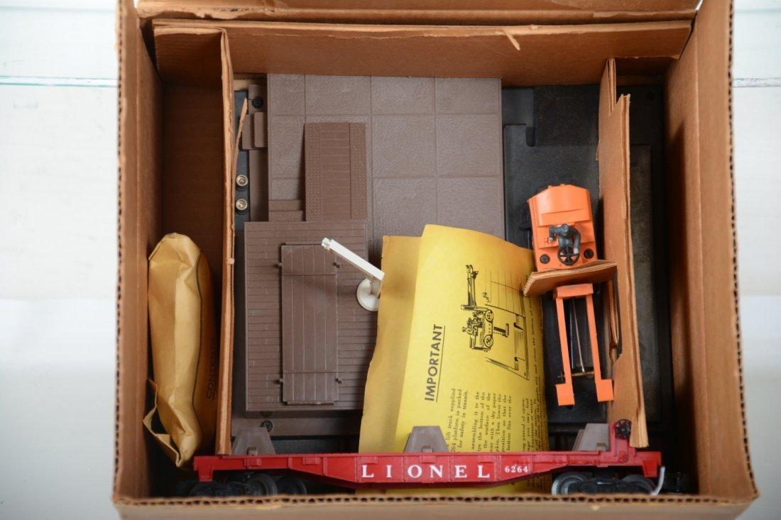 Nice Boxed Lionel 264 Forklift Platform Set - 3