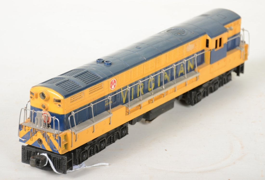 O Ga. Unusual Boxed 2322 Virginian FM Diesel - 4