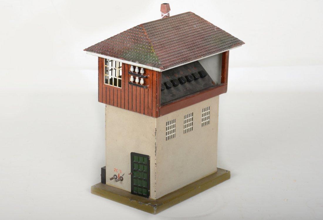 Marklin Switch Tower