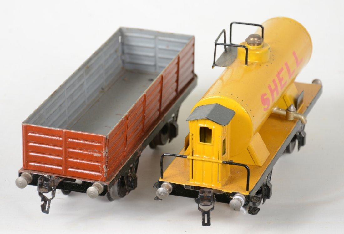 2 Marklin 24cm Freight Cars - 4