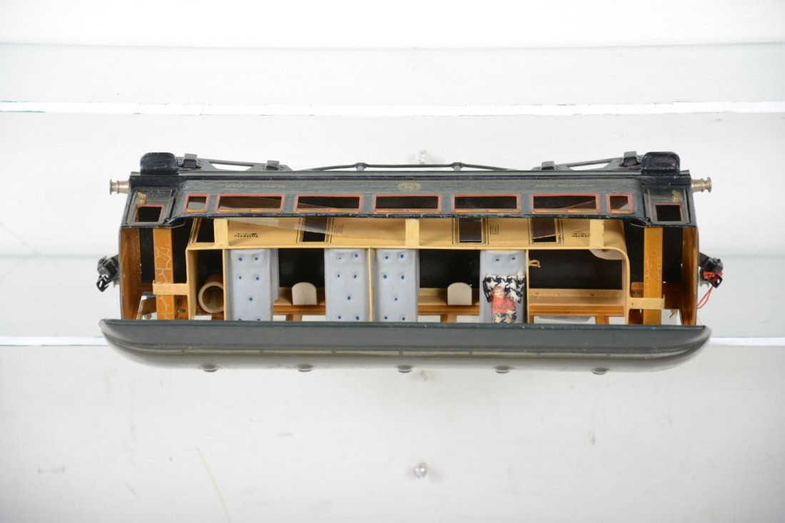Nice Marklin 33cm CIWL French Sleeper with Interior - 5