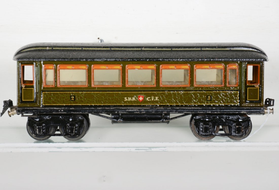 Unusual Marklin 1888/1 SBB CFF Swiss Coach