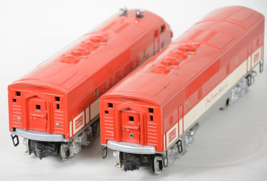 Boxed Lionel 2245 Texas Special F3 AB Diesels - 4