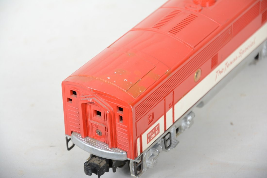 Boxed Lionel 2245 Texas Special F3 AB Diesels - 7