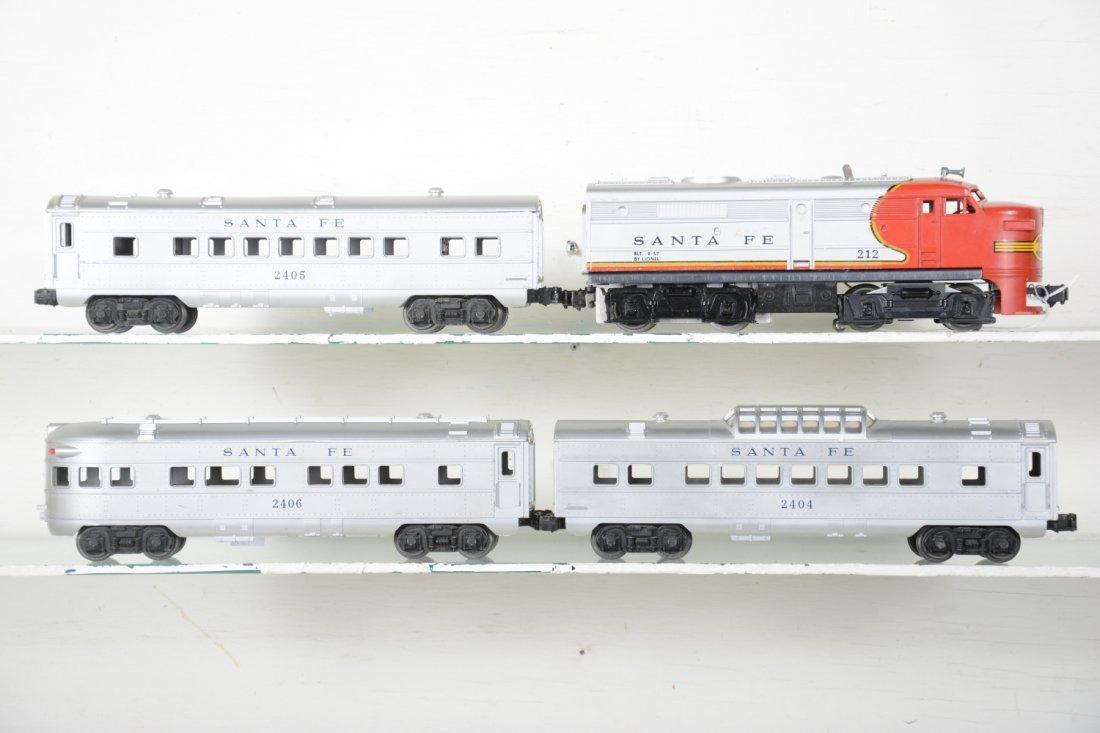 Clean Lionel 212 SF Passenger Set