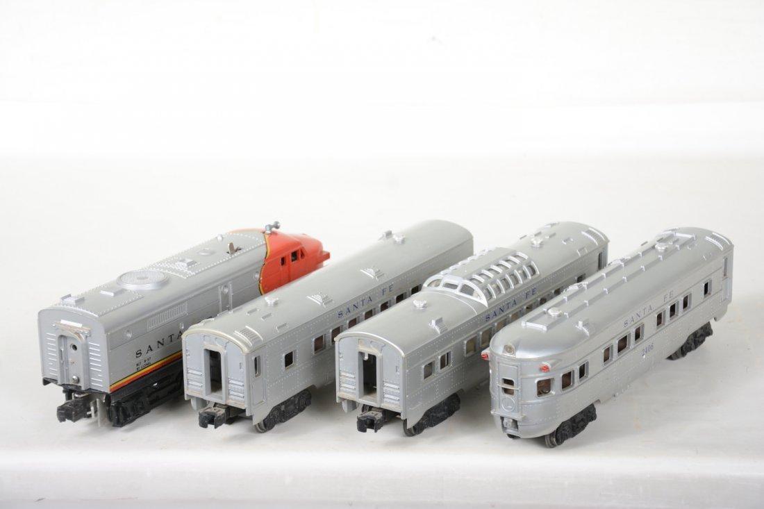 Clean Lionel 212 SF Passenger Set - 5