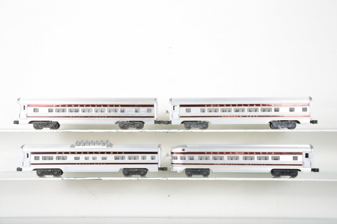 Boxed Lionel Congressional Cars - 2