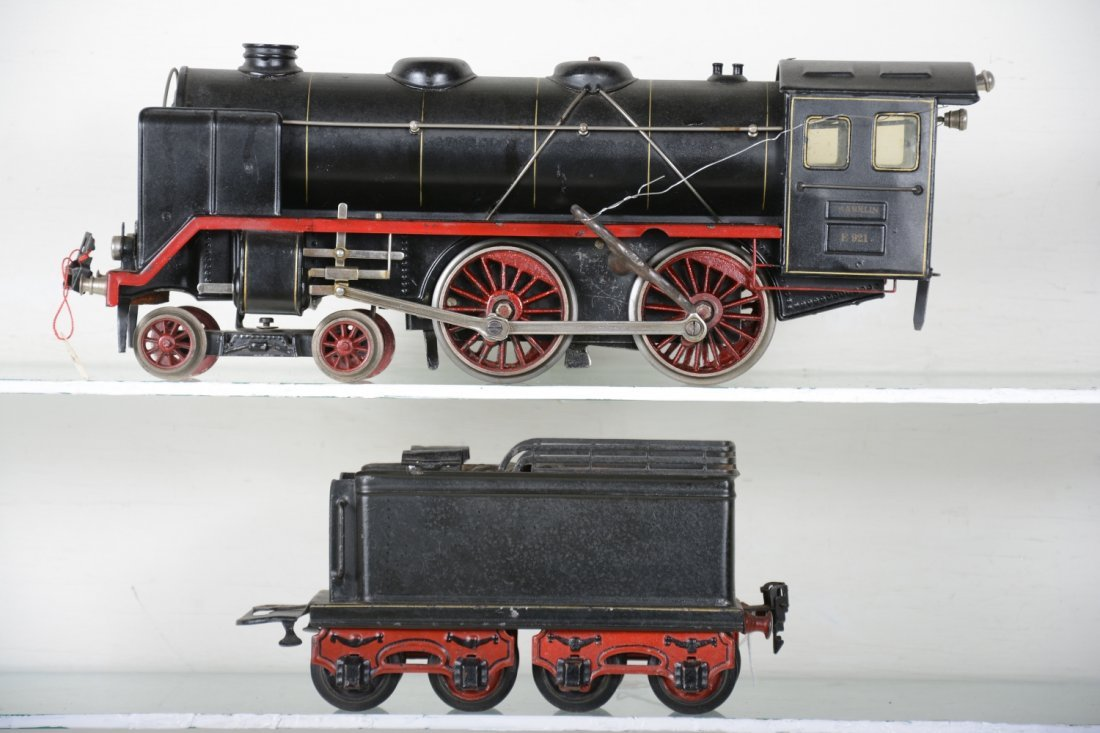 Late Marklin E921 Steam Locomotive