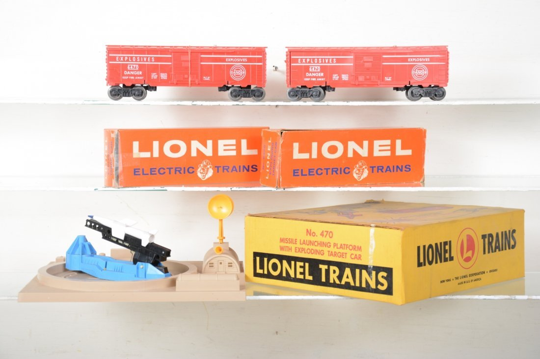 LN Boxed 470 & Extra 6470 - 2