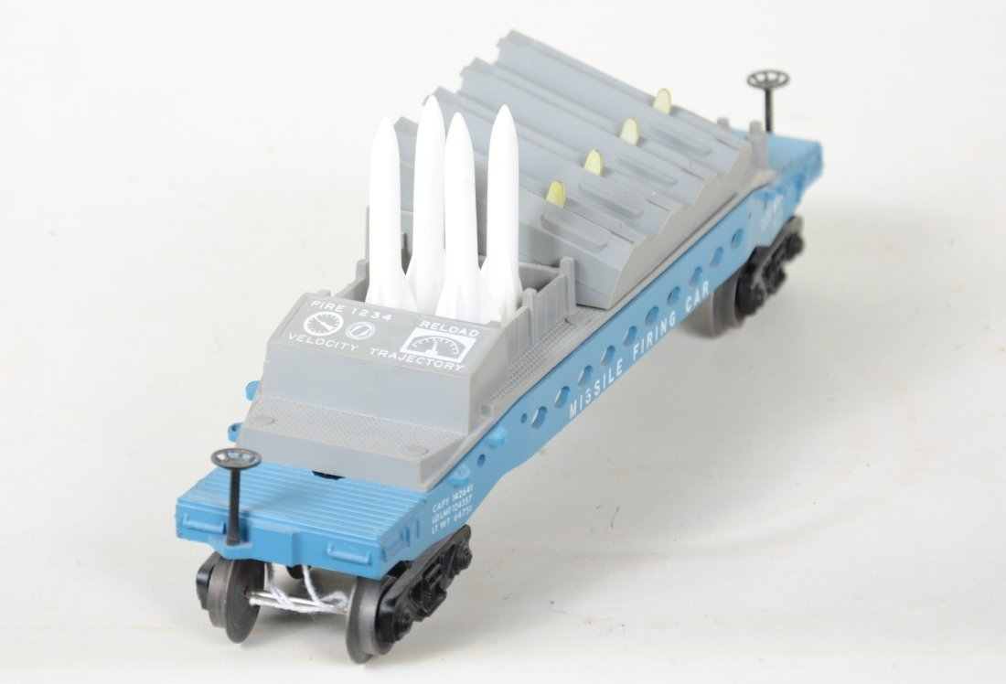 NMINT Boxed Lionel 6544 Missile Firing Car - 4