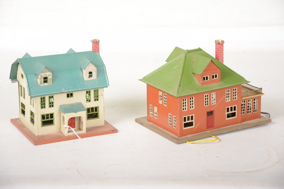 Lionel 189 & 191 Houses