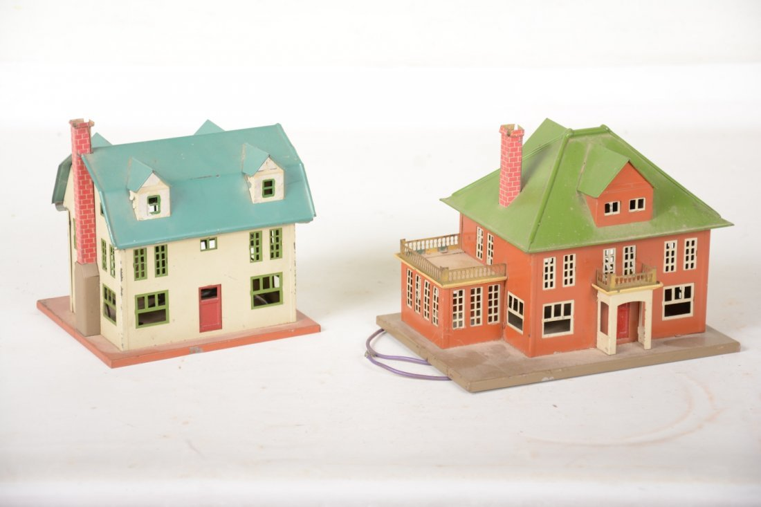 Lionel 189 & 191 Houses - 2