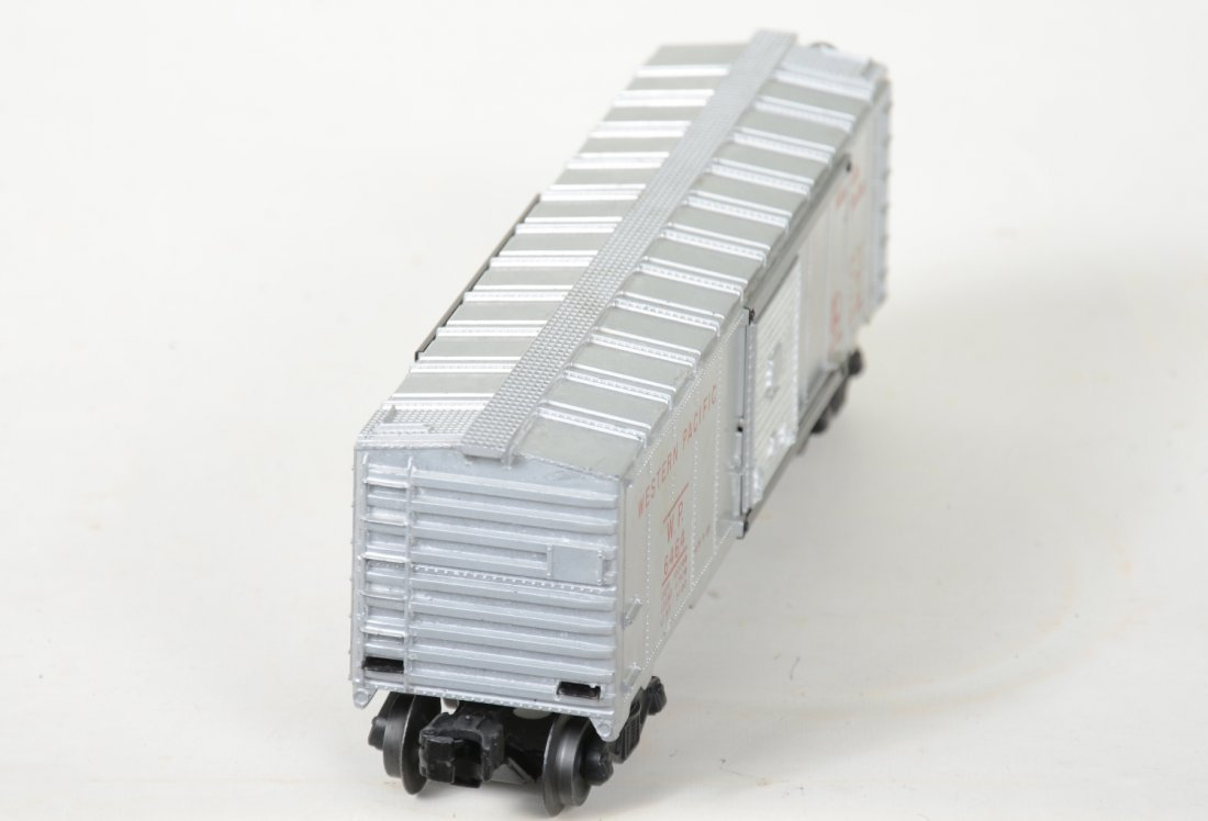 Rare Boxed Lionel 6464-1 WP Red Lettered Boxcar - 4
