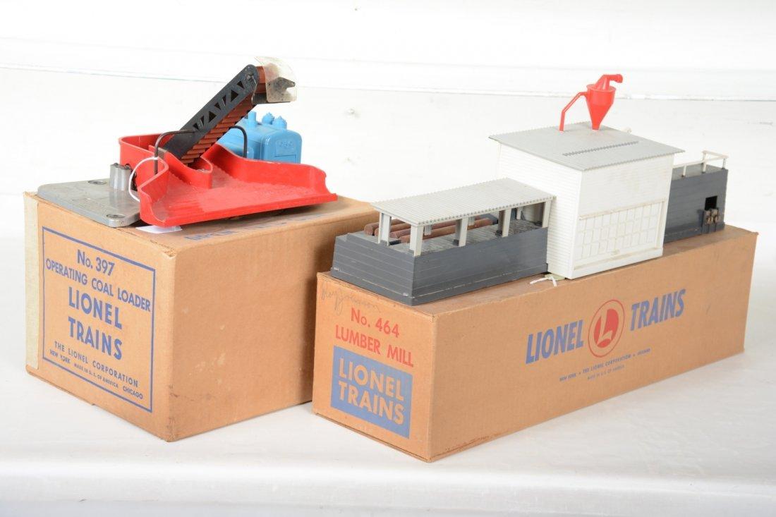 Boxed Lionel 397 & 464 Accessories - 3