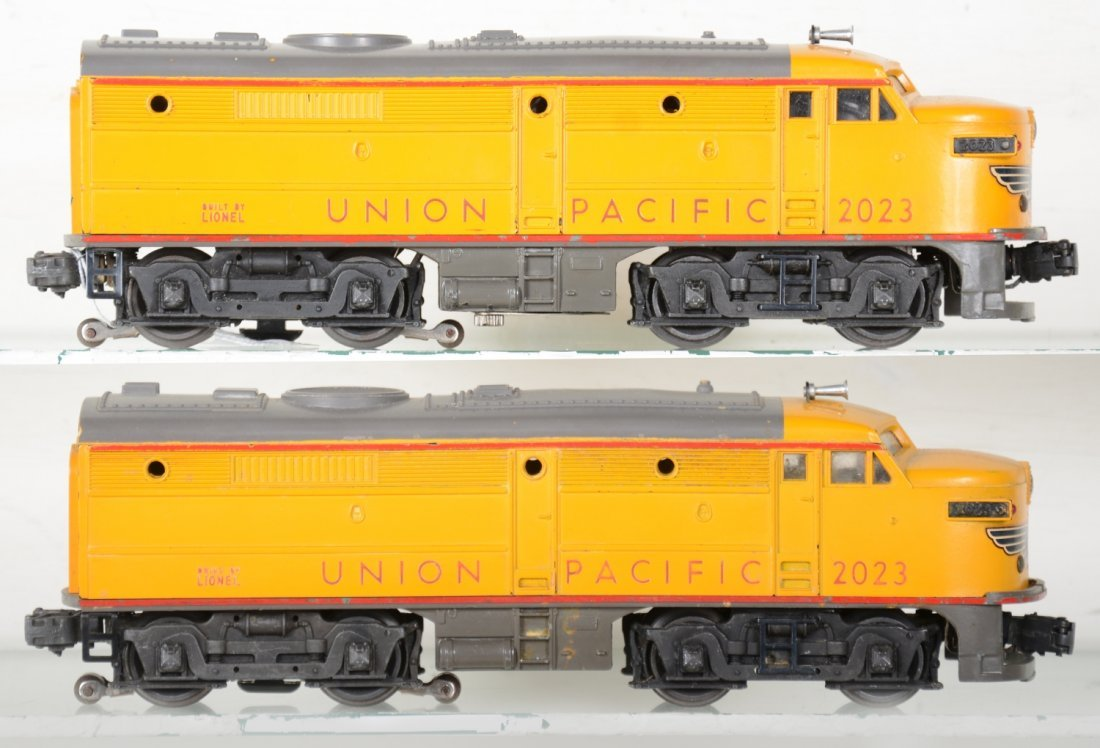 Boxed Lionel 2023 Anniversary Alco Diesels - 2