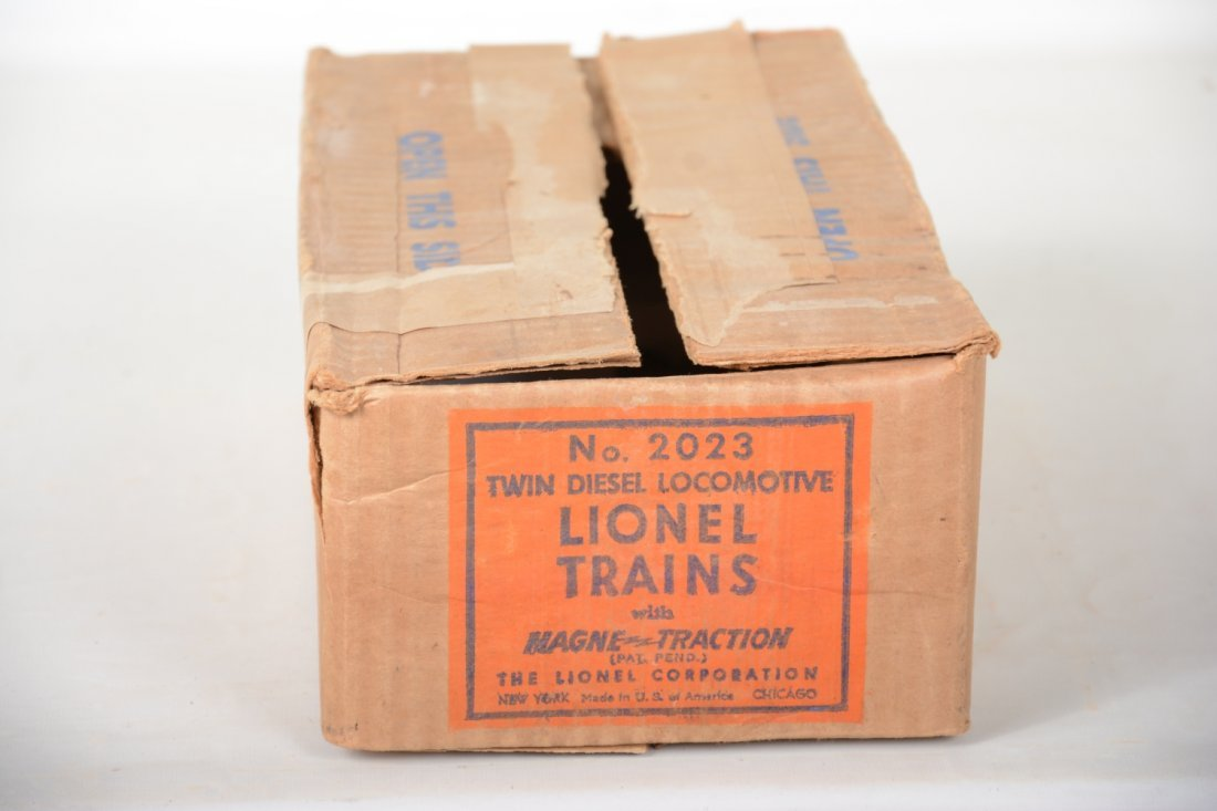Boxed Lionel 2023 Anniversary Alco Diesels - 3
