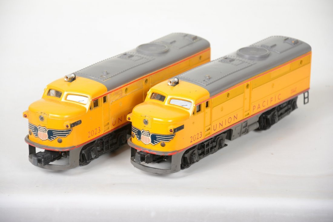 Boxed Lionel 2023 Anniversary Alco Diesels - 6
