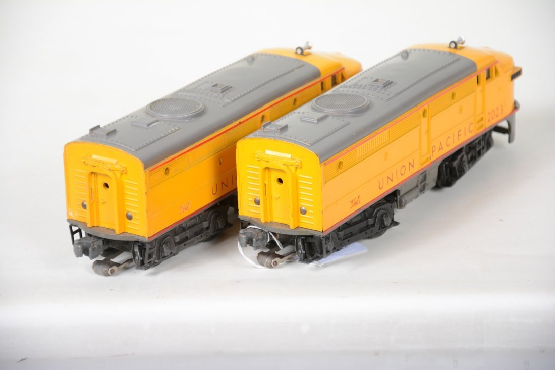 Boxed Lionel 2023 Anniversary Alco Diesels - 7