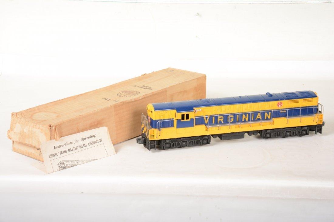 Boxed Lionel 2331 Virginian FM Diesel