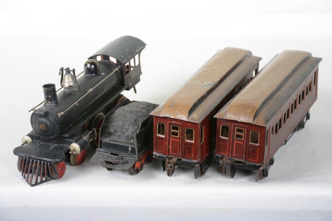 Marklin 1031 PRR Mixed Steam Passenger Set - 3