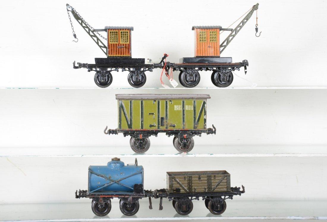 5 Bing Freight Cars - 2