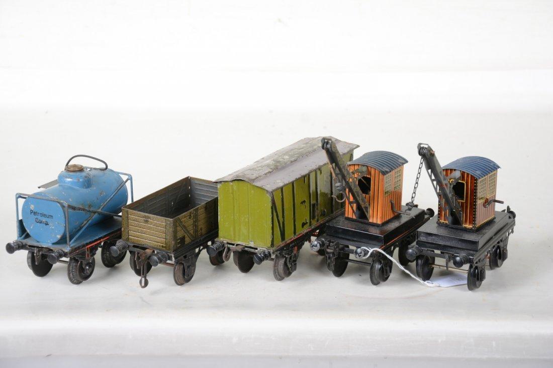 5 Bing Freight Cars - 3