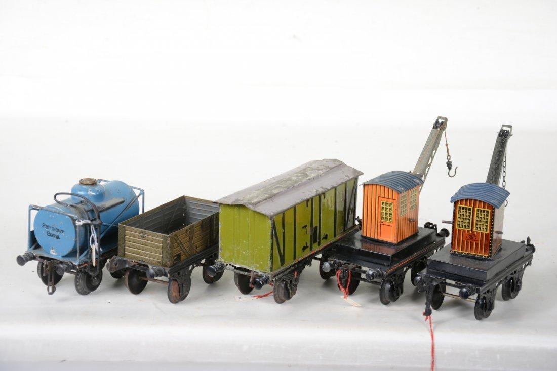 5 Bing Freight Cars - 4