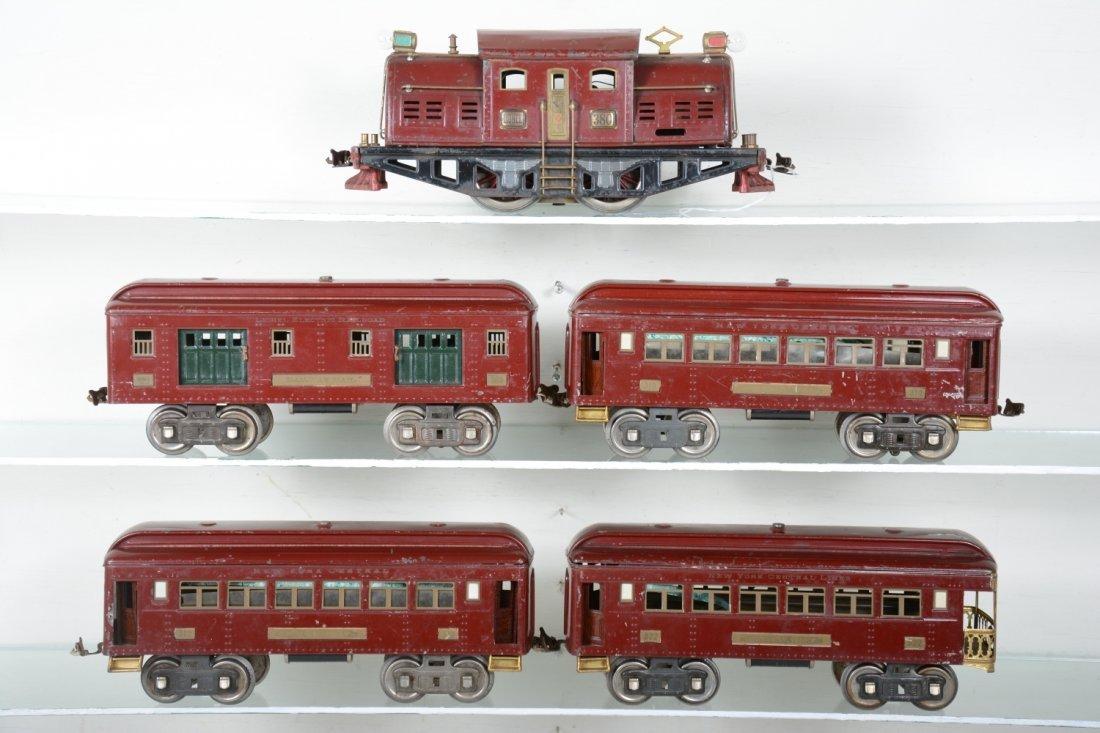 Lionel 380E Passenger Set