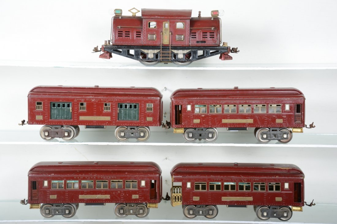 Lionel 380E Passenger Set - 2