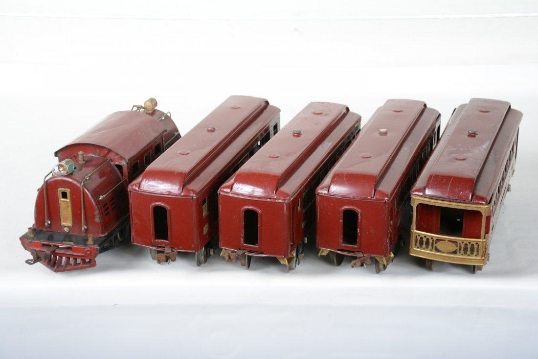 Lionel 380E Passenger Set - 3