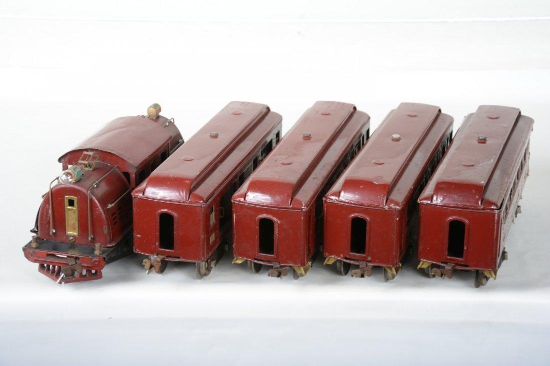Lionel 380E Passenger Set - 4
