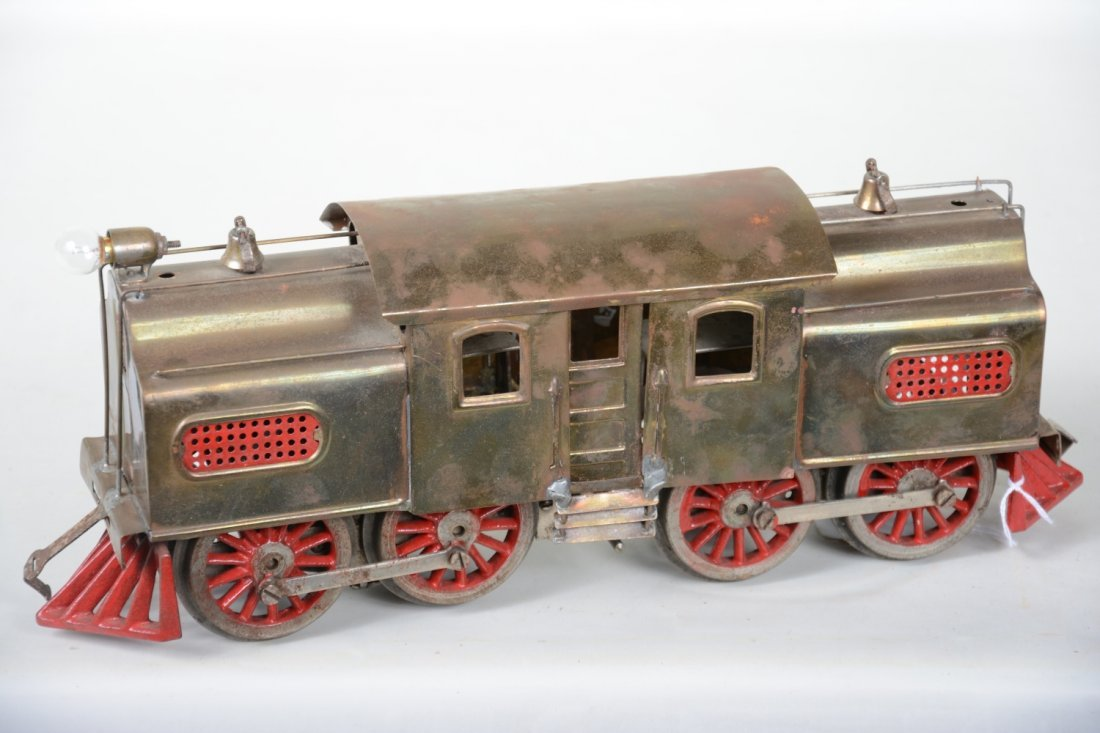 Original Lionel Brass 54 Electric Locomotive