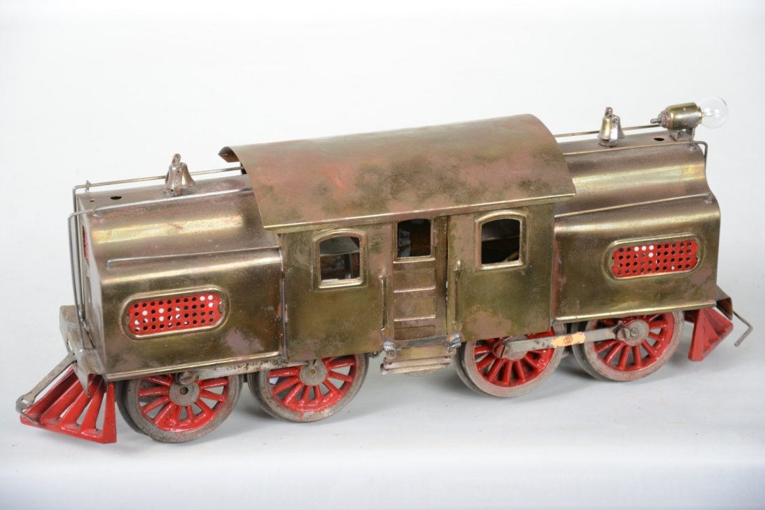 Original Lionel Brass 54 Electric Locomotive - 2