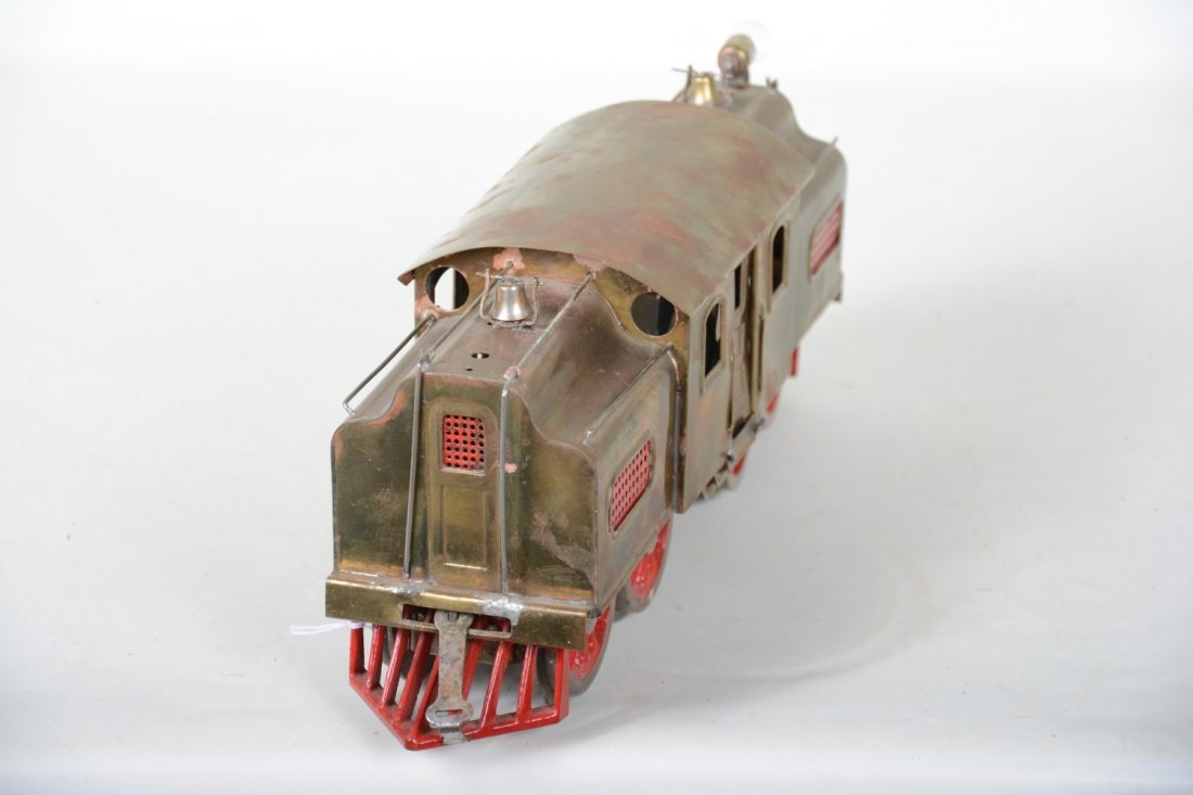 Original Lionel Brass 54 Electric Locomotive - 3