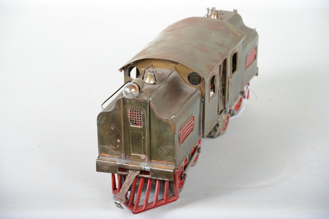 Original Lionel Brass 54 Electric Locomotive - 4