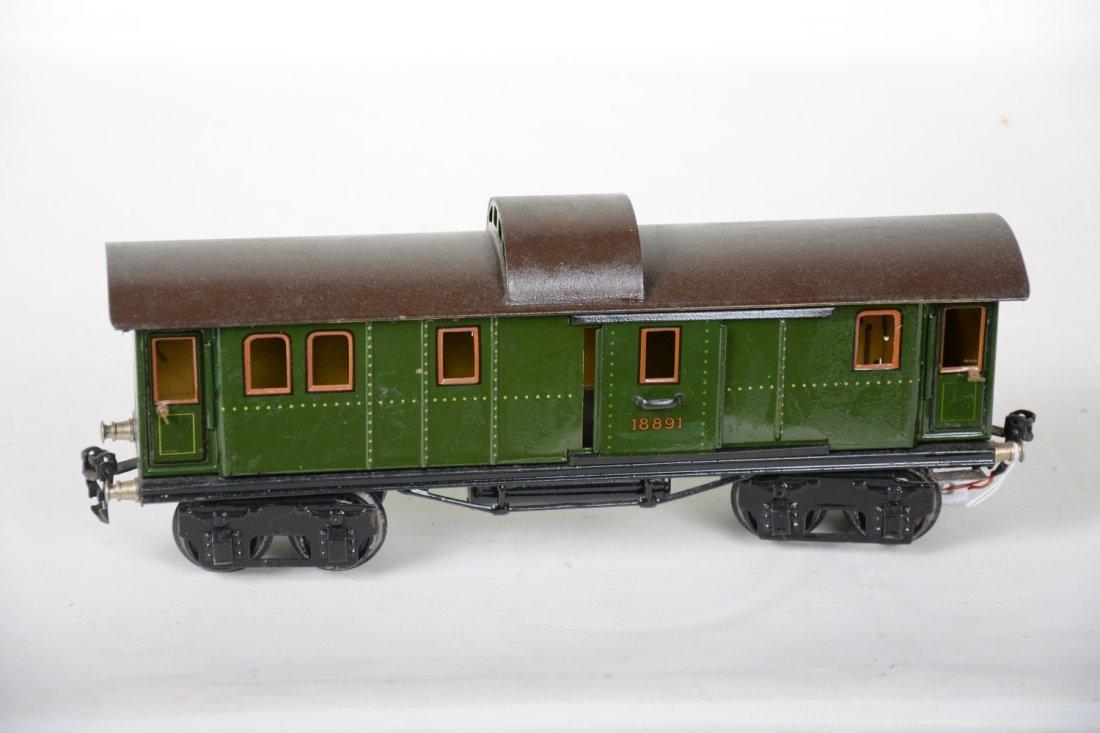 Nice 33cm Marklin 18891 Baggage Car - 3