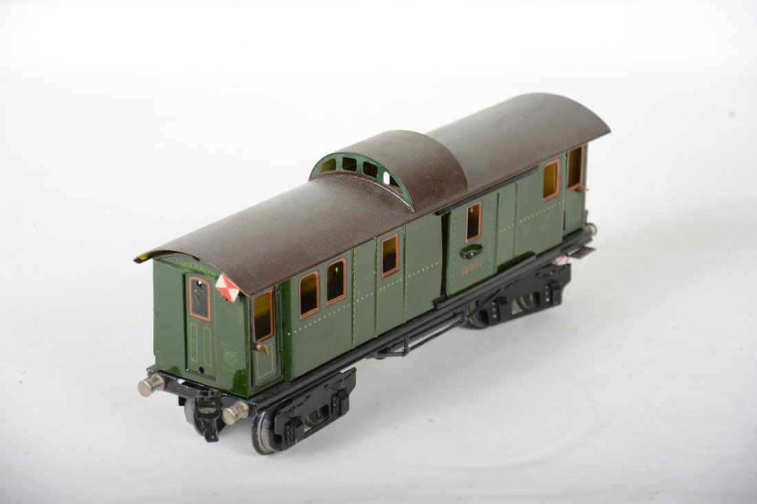 Nice 33cm Marklin 18891 Baggage Car - 4