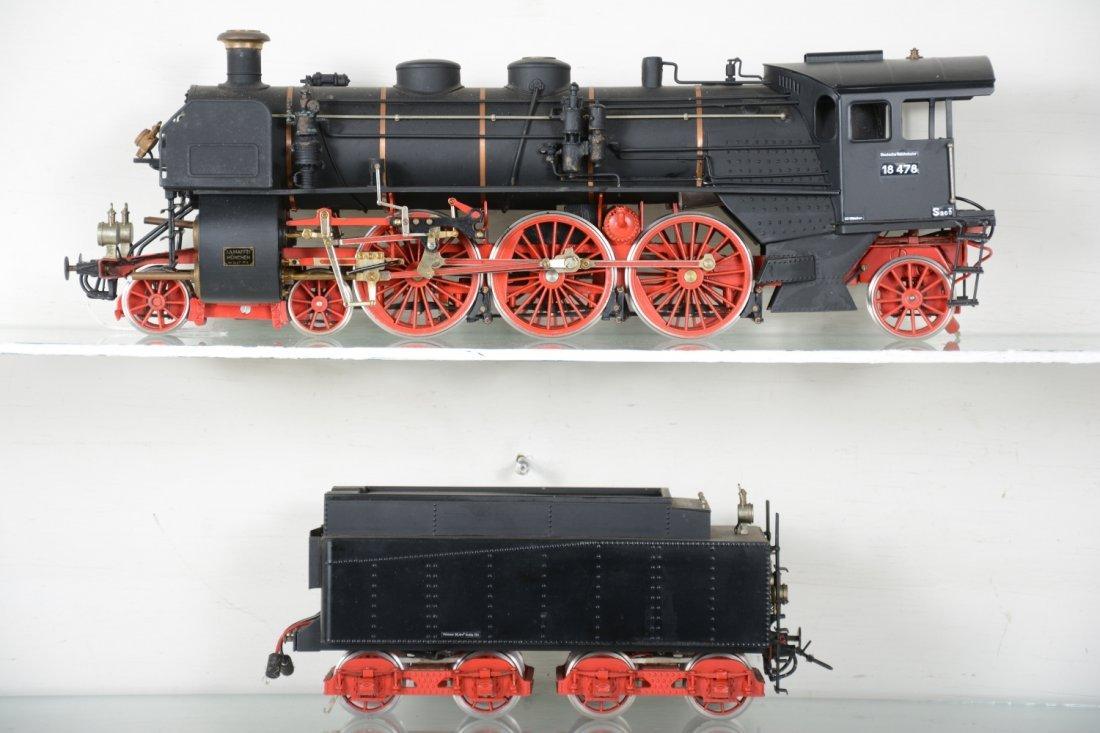 Wilag DB BR18 478 Steam Locomotive