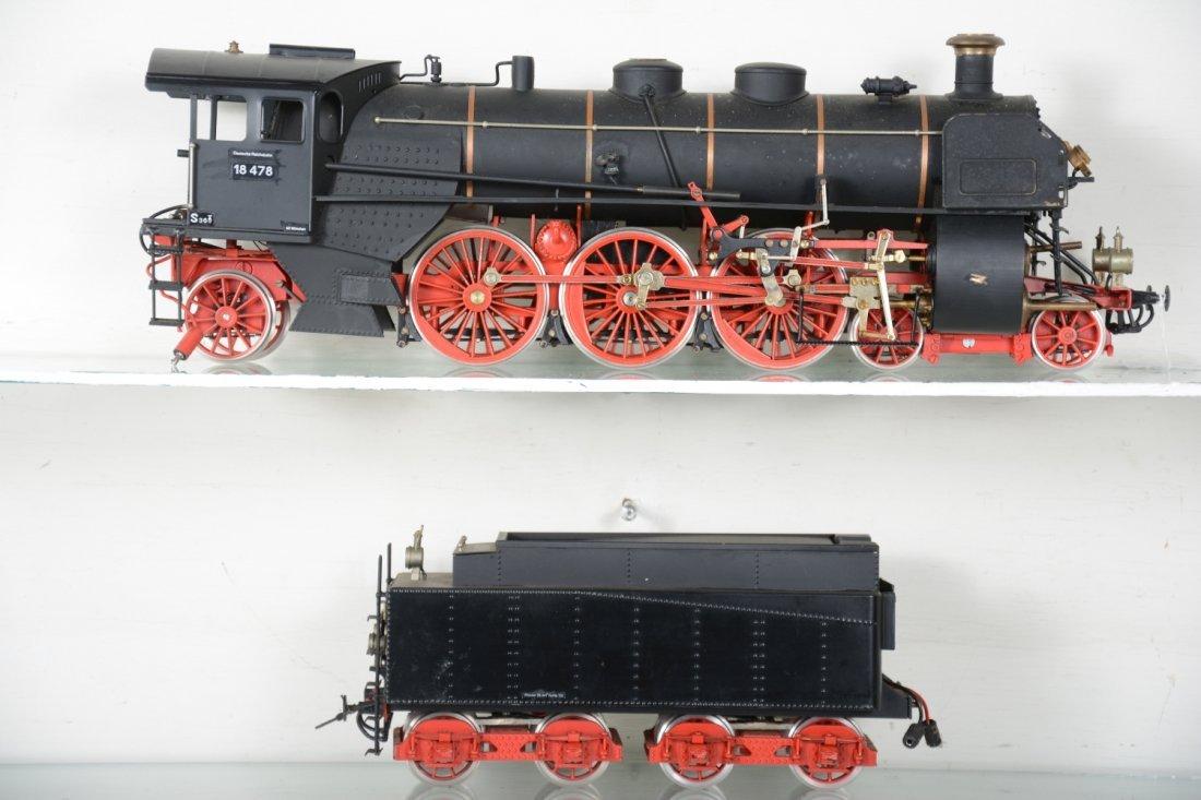 Wilag DB BR18 478 Steam Locomotive - 2