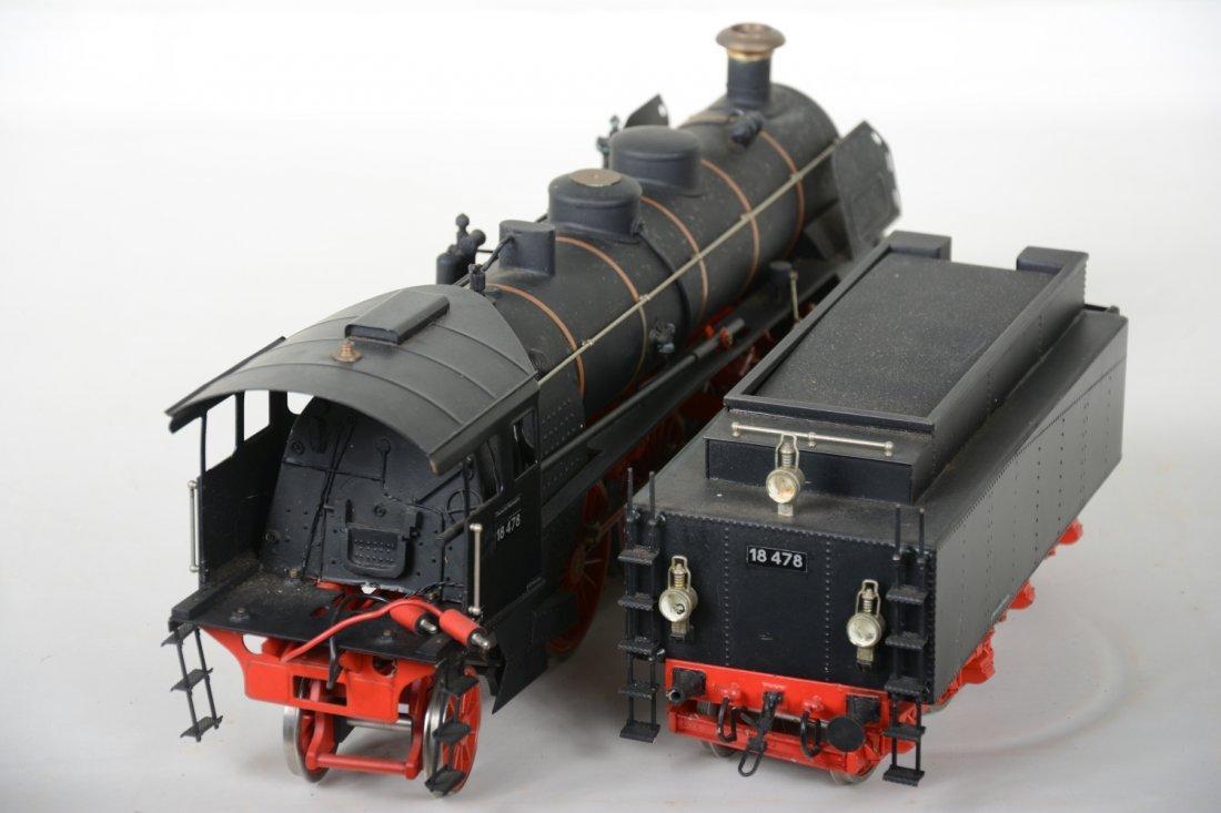 Wilag DB BR18 478 Steam Locomotive - 4
