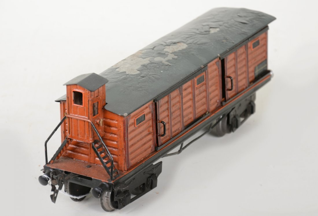 Marklin 1956/1 32cm Covered Wagon - 3