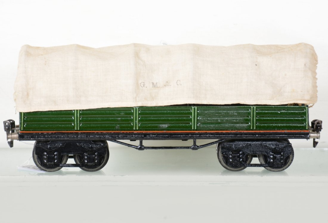 Marklin 1950/1 GM&O 32cm Covered Wagon