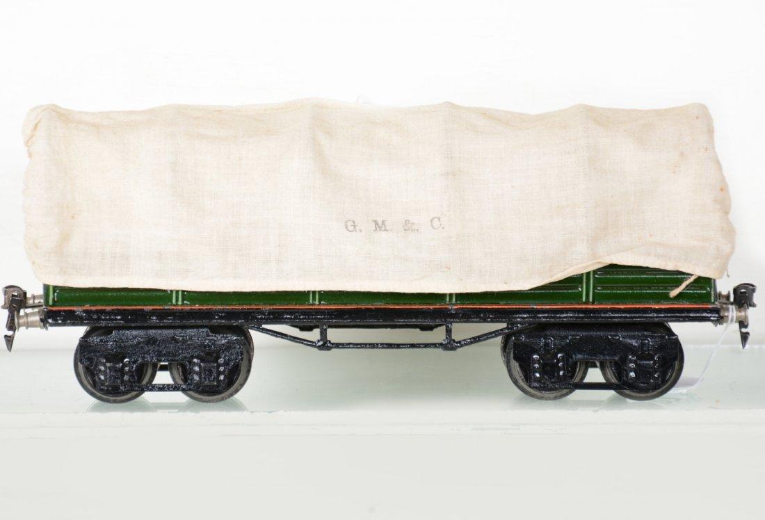 Marklin 1950/1 GM&O 32cm Covered Wagon - 2