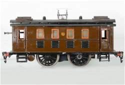 Marklin 1031/1 Boxcab Electric Locomotive