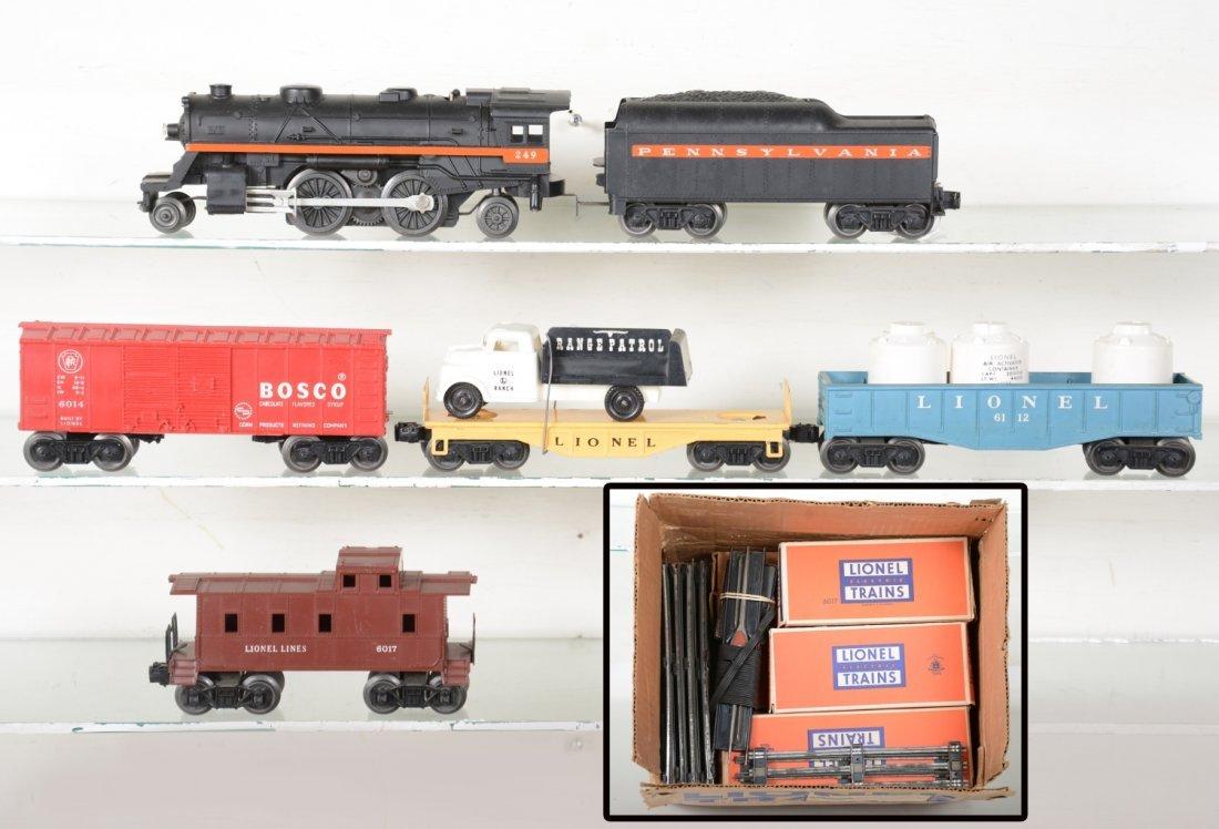 Boxed 1958 Lionel Set 1590