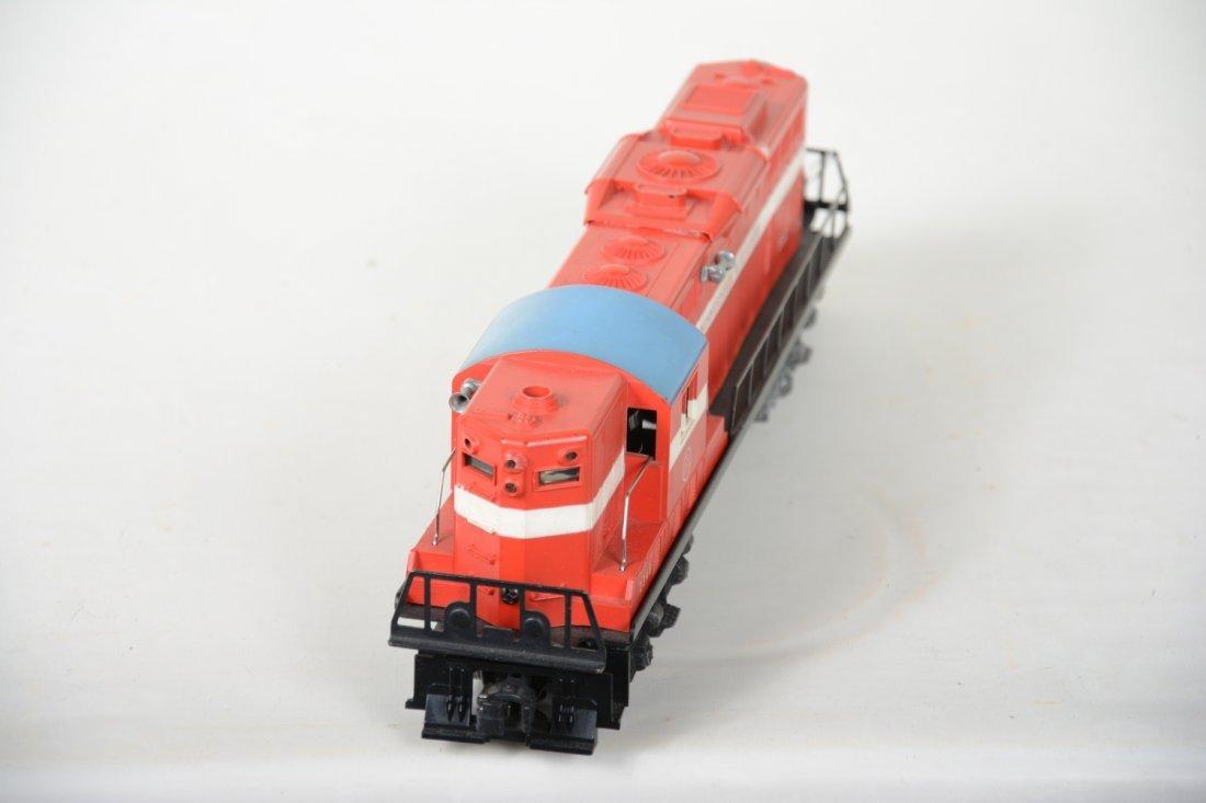 Boxed Lionel 2348 M&StL GP9 Diesel - 3