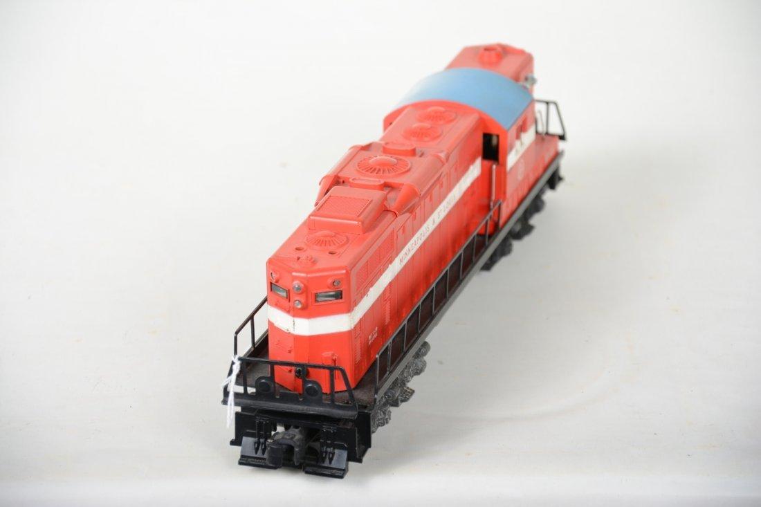 Boxed Lionel 2348 M&StL GP9 Diesel - 4