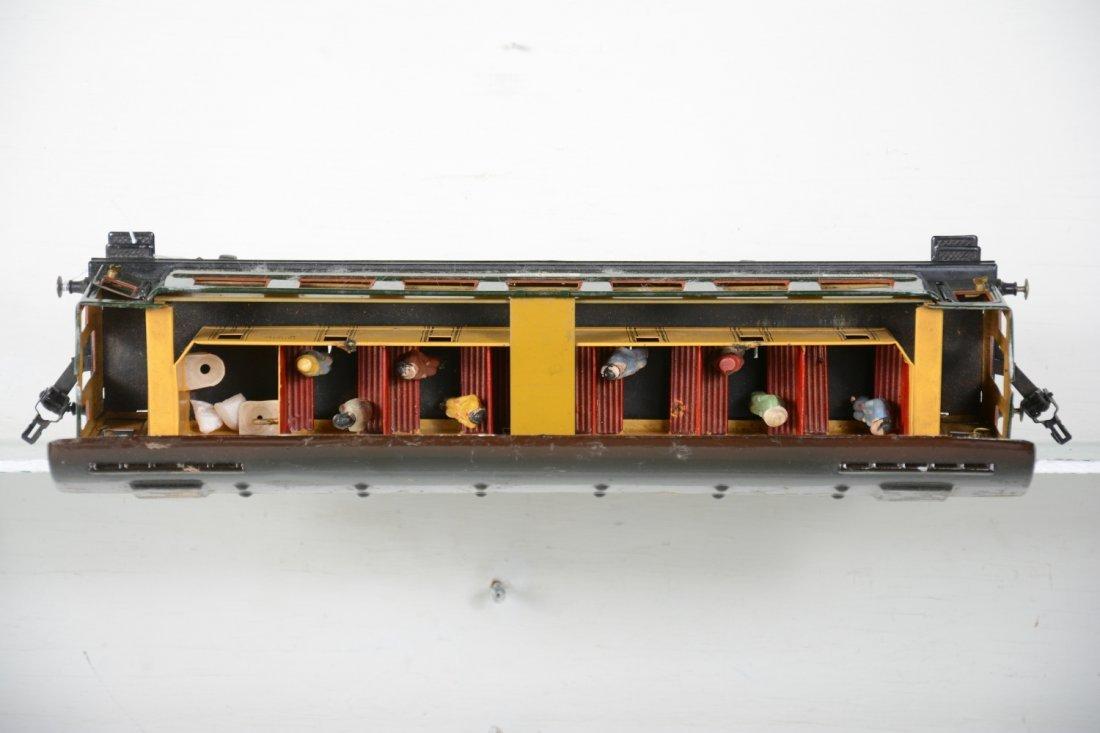 42cm Marklin 18411 Coach with Interior & Figures - 5