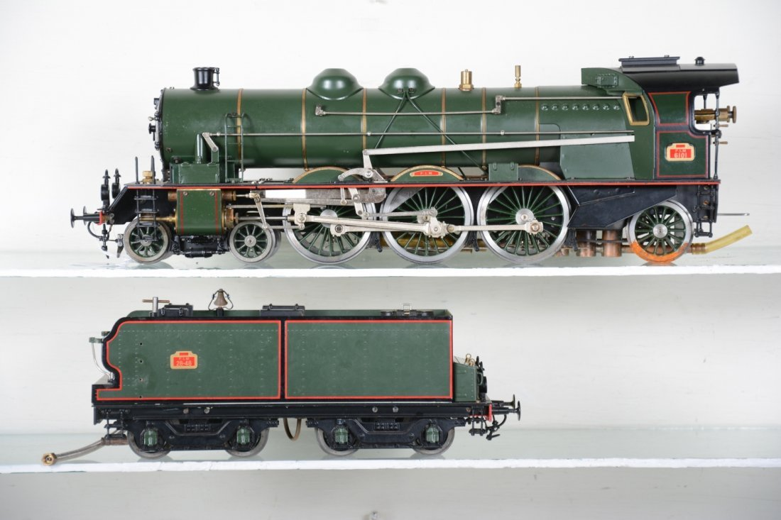 Boxed Aster 231A PLM Live Steam Loco - 2