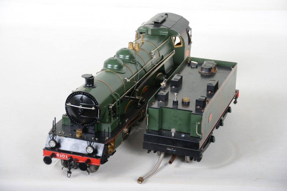 Boxed Aster 231A PLM Live Steam Loco - 4